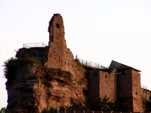 Chateau Fleckenstein, Alsace