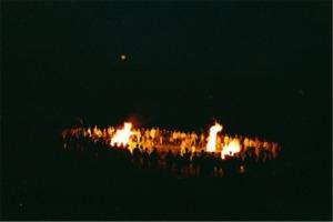 St Jean's fire