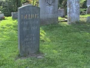 Grave of Fritz Albert Theodor Delius