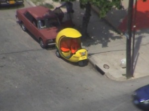 Havana Coco Taxi