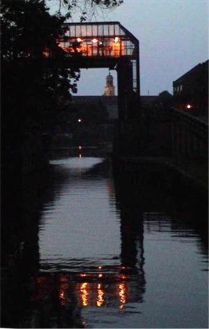 York Fosse Lock