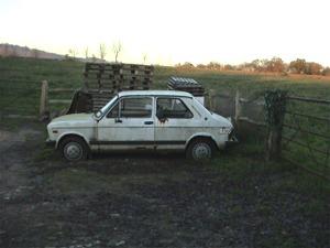 Limpsfield wreck