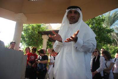 jumeirah mosque tour