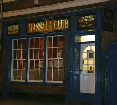 Masala Club - Ashby-de-la-Zouch