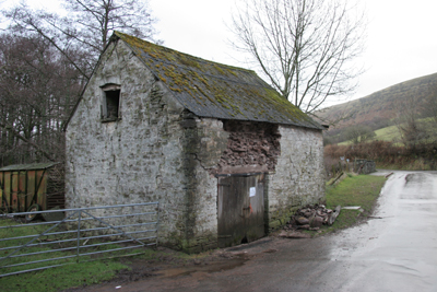 Welsh Barn