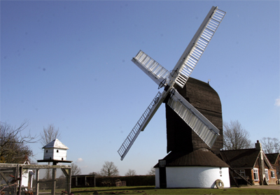 Outwood Mill