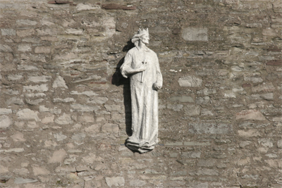 Statue Henry VII