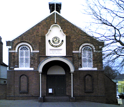 Swadlincote hall