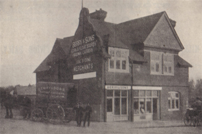 Oxted Corn Stores