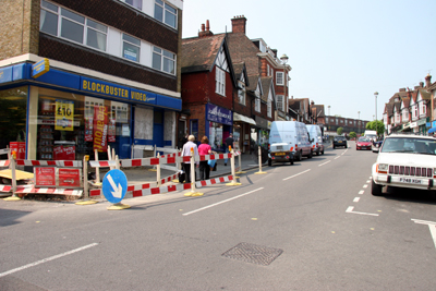Station Road West, Oxted
