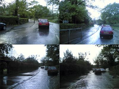 flood in Four Elms