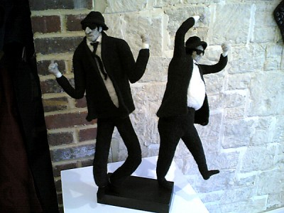 Blues Brothers dolls