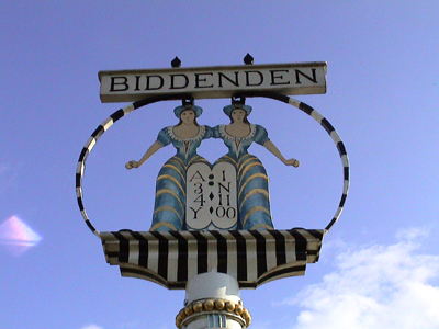 Eliza and Mary of Biddenden