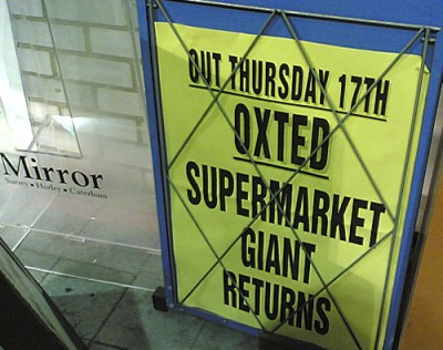 Oxted News