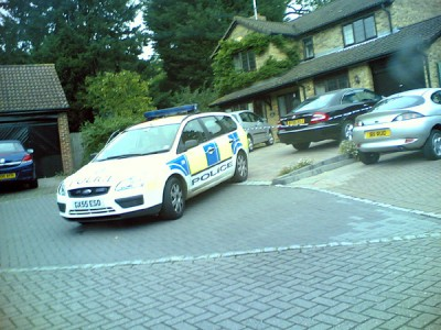 Police incident in Oxted