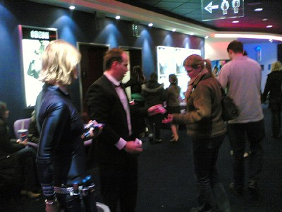 Happy People at Odeon