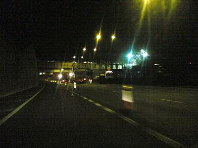 M25 roadworks