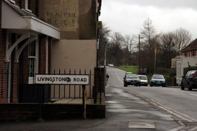 Living Stoned Road Graffiti