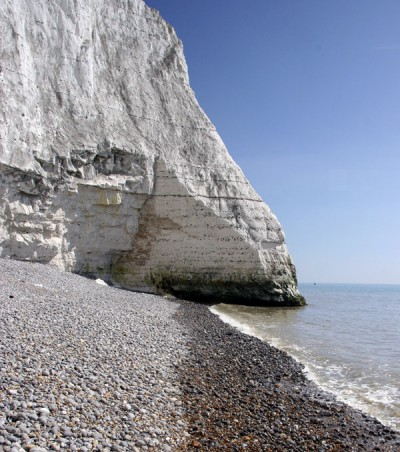 Chalk Sea Cliff