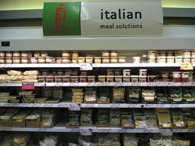 Italian Food Solutions