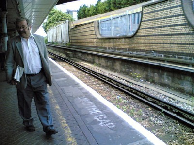 East Croydon train station