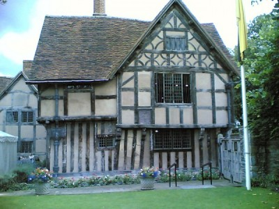 Hall House in Stratford on Avon