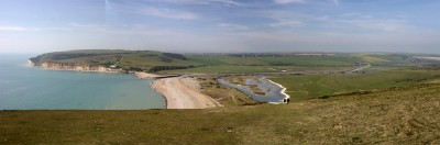 Cuckmere River and Haven
